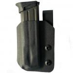 Etuis Chargeurs de pistolets  MAG-PISTOL INSIDER AVEC BARETTE en Kydex (IWB)