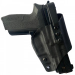 Guns Holsters  Holster Kydex INSIDER PROFOND OUT BARREL AVEC BARETTE (IWB)
