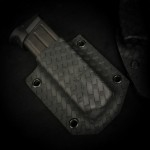 Firearms Magazines Carriers  MAG-PISTOL VELCRO en Kydex