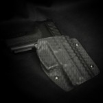 Guns Holsters  Holster Kydex PLP VELCRO (OWB)