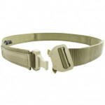 "- Les Fixations  Bladetech Ceinture Instructors Cobra Buckle 1.50"" COULEUR TAN"