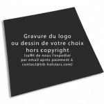 Choix de Coloris du Holster  GRAVURE KYDEX PERSONNALISE (coloris, logo, image de votre choix)