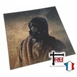 Choix de Coloris du Holster  Kydex Desert Tan - Personnage Avec Masque À Gaz