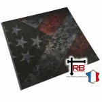 Choice of Holster Colors  Kydex American Flag