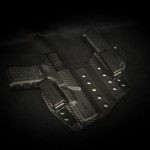 Guns Holsters  Holster Kydex DOUBLE INSIDER AMOVIBLE (IWB)