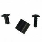 - The Fasteners  1 Set of stainless steel retention screws (corrosion resistant)