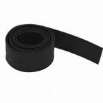 - Fabriquer soi-même  1 mètre de Sangle élastique noire de largeur 38 mm