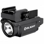 - Accessoires Tactiques  LAMPE POUR ARME DE POING - OLIGHT BALDR MINI 600 Lumens LASER VERT - Coloris noir