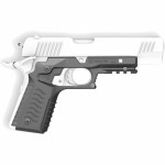Tactical Accessories  RECOVER TACTICAL - 1911 - GRIP AND RAIL SYSTEM CC3H