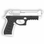 Tactical Accessories  RECOVER TACTICAL - Beretta 92 / Pamas - GRIP AND RAIL SYSTEM BC2