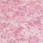 Choix de Coloris SORC  Digital Pink Camo