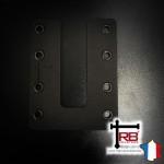 Etuis Chargeurs de fusils  Plaque Supplémentaire pour SORC® Calibre12 en Kydex