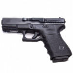 Tactical Accessories  CLIPDRAW - Broche Inside Noire - Pour Glock 20, 21, 21SF, 29, 30, 30SF, 37, 38, 39, 40, 41