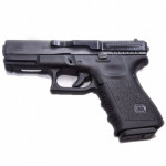 Tactical Accessories  CLIPDRAW - Broche Inside Noire - Pour Glock 42