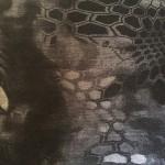 Choix de Coloris du Holster  Tissus Collé - Kryptek Typhon™ Fabric 500D Cordura