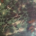 Choix de Coloris du Holster  Tissus Collé - Kryptek Mandrake™ Fabric 500D Cordura