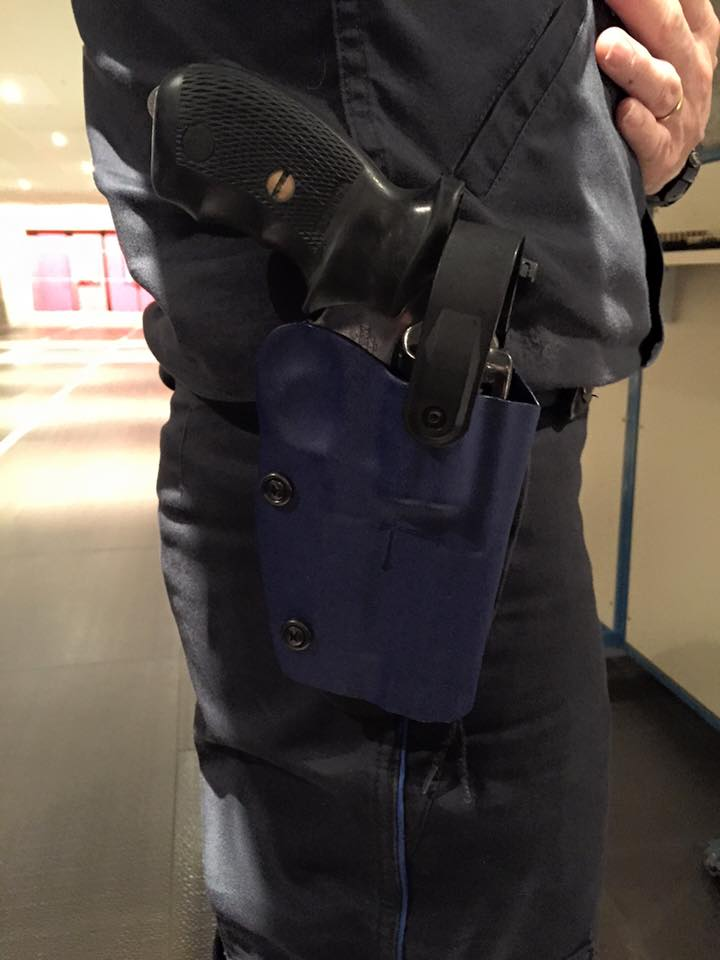 Holster Police Municpale