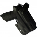 Guns Holsters  Holster Kydex PLP LAMPE SECU 2 ou 3 RIGIDE (OWB)