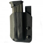 Firearms Magazines Carriers  MAG-PISTOL INSIDER AVEC BARETTE en Kydex