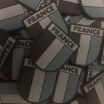 Tactical Accessories  Patch France Basse Visibilité