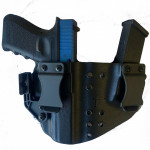 Guns Holsters  Holster Kydex DOUBLE INSIDER LARGE (IWB)