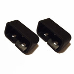 "- The Fasteners  Pair Of Long Nylon Buckles For Belt (1.75 ""-4.45 cm) (OWB)"