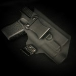 Guns Holsters  Holster Kydex INSIDER LAMPE CARRY (IWB)