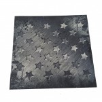 Choice of Holster Colors  Kydex Style Metallic Stars