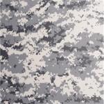 Choix de Coloris SORC  Digital Artic Camo Lisse