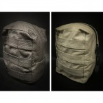 Tactical Accessories  Reversible Tactical Pocket in ABRASTOP - Coyote & Black