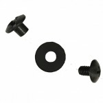 - The Fasteners  1 Set of screws, washer and nut Stainless for fixing (resistant to corrosion)