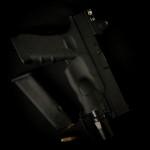 Etuis Armes à feu  Holster Kydex INSIDER PONTET LAMPE (IWB)