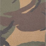 Woodland Camo 2mm