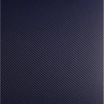 Carbon Fiber Blue 2mm
