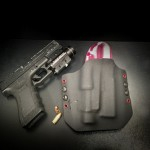 Guns Holsters  Holster Kydex PLP LAMP WITH GUARD (OWB)