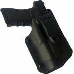 Guns Holsters  Holster Kydex INSIDER LAMPE (IWB)