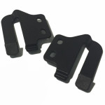 "- The Fasteners  Pair of Wings Nylon Belt (1.75 ""-4.45 cm) (OWB)"