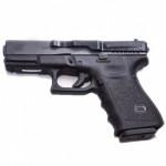 Accessoires Tactiques  CLIPDRAW - Broche Inside Noire - Pour Glock 20, 21, 21SF, 29, 30, 30SF, 37, 38, 39, 40, 41