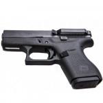 Accessoires Tactiques  CLIPDRAW - Broche Inside Noire - Pour Glock 43, 43X, 48